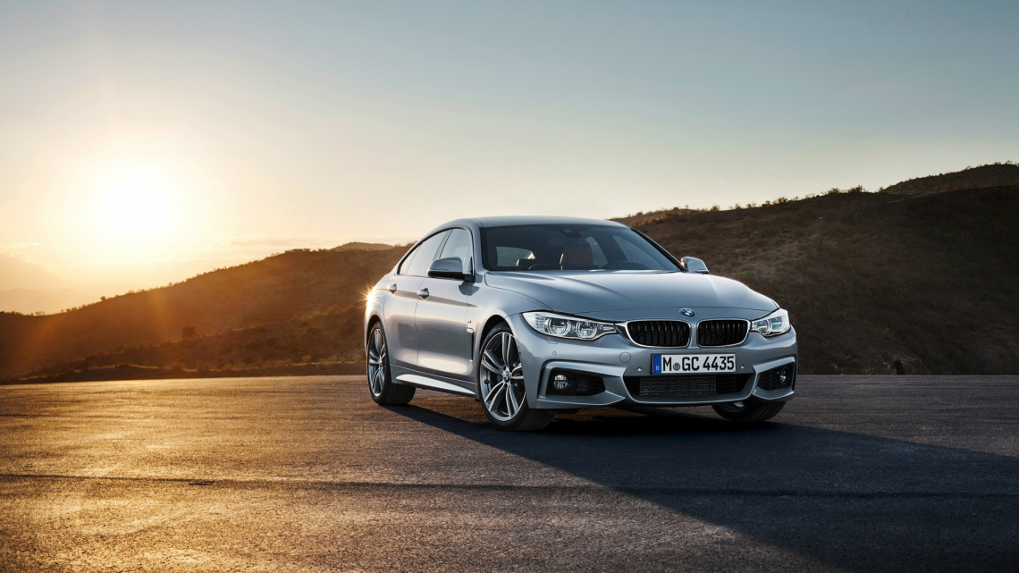 БМВ / BMW 435i Gran-Coupe M Sport-Package